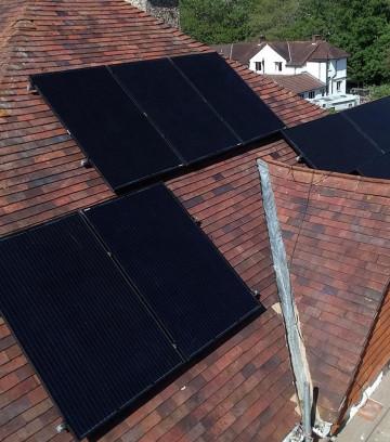 Newport, Isle of Wight, Solar