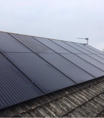Solar on Ryde, Isle of Wight