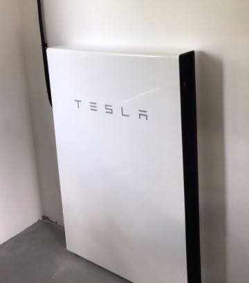 Tesla battery, New Forest