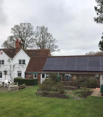 Solar Bishops Waltham