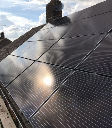 Solar array, Sutton Scotney